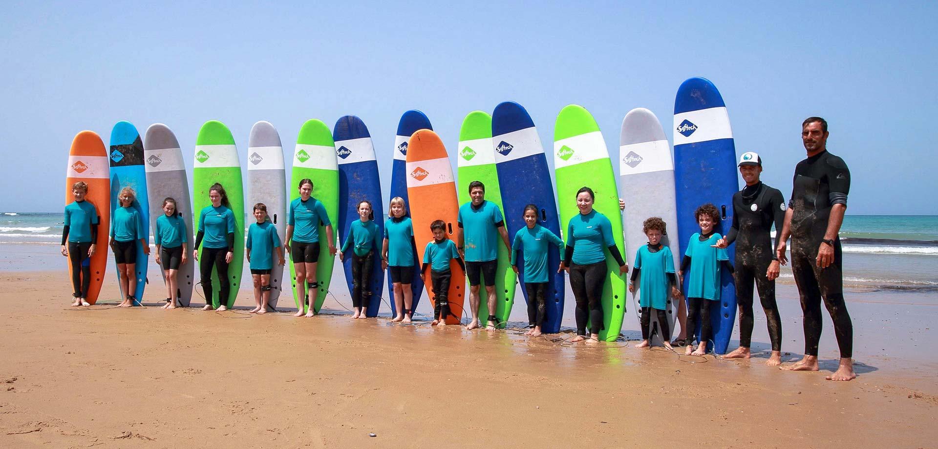 Fabrice Cora professeur de surf à Bidart et Guéthary au Pays Basque