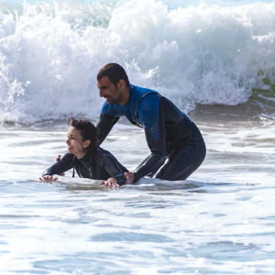 Ecole de surf au pays basque pour stage d'été de surf au Pays Basque