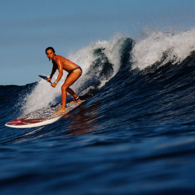 Surfez les vagues basques en Stand-Up Paddle avec Aquality