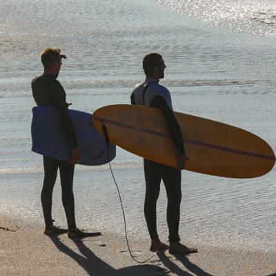 Aquality propose des cours de surf au Pays basque tous niveaux
