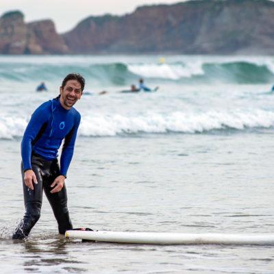 Découvrez le surf avec Aquality Côte basque